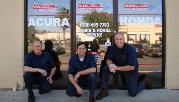 Leading Honda Repair Shop in San Antonio