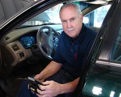 David Snyder at Arrowwood Auto